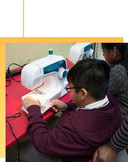 Sewing Classes APCH