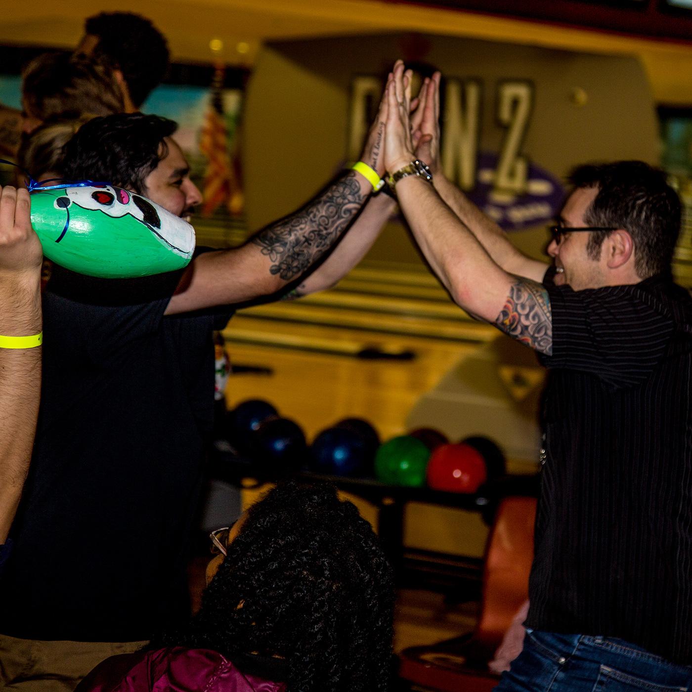 Stars & Strikes Bowling