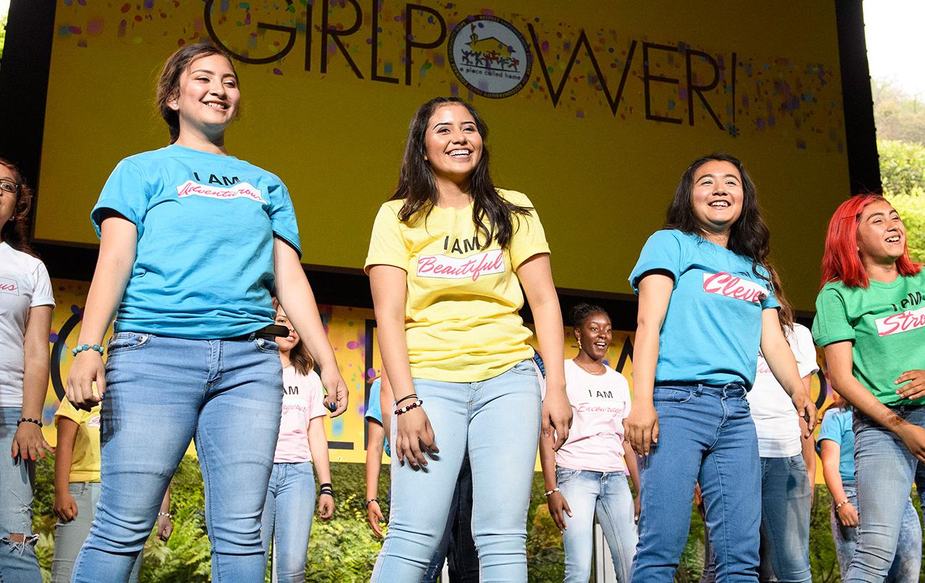 GirlPower at APCH