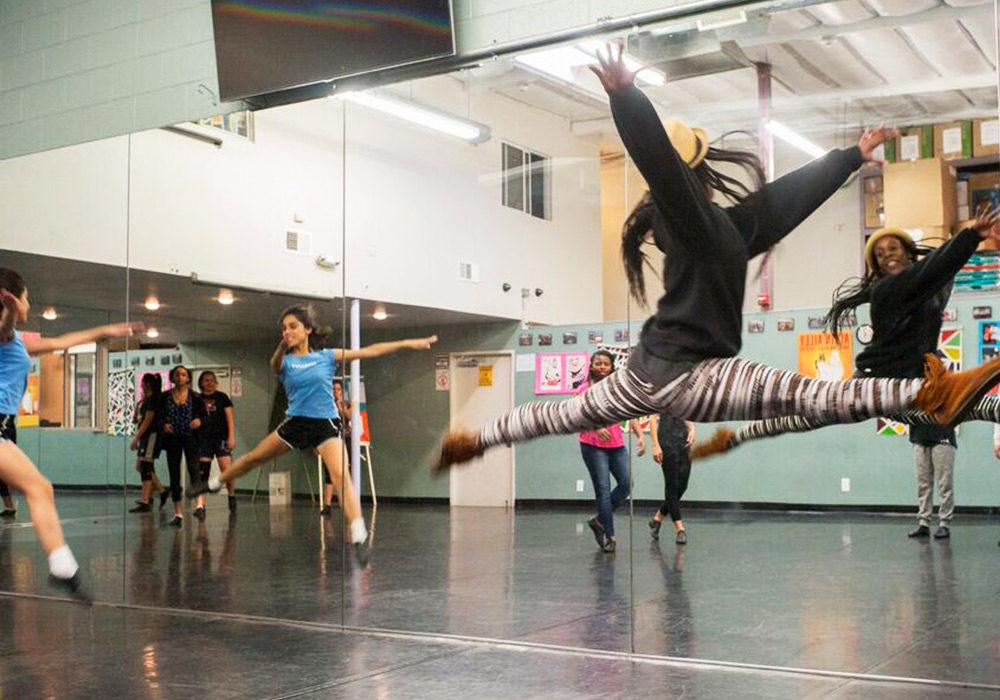 Dance at APCH