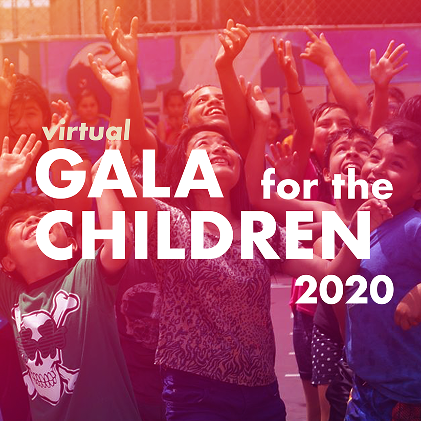 Virtual Gala for the Children